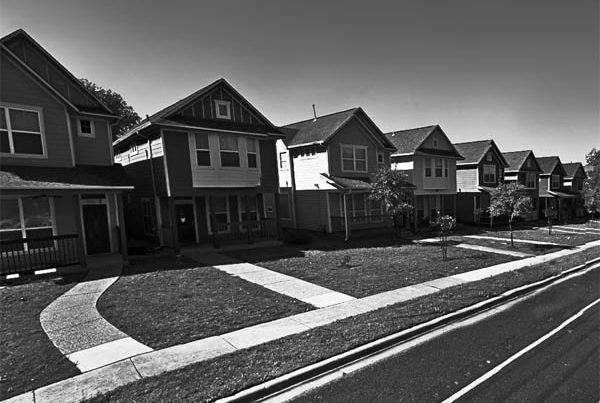 Springdale commons bw